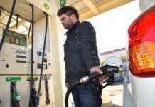 brak paliw na stacjach