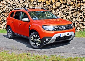 Dacia Duster po liftingu (2021) – TEST