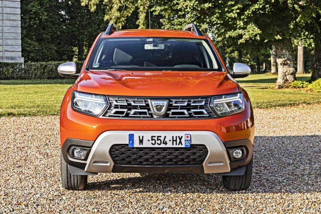 Dacia Duster II FL - przód