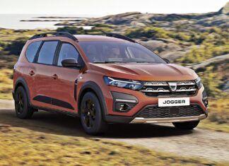 Nowa Dacia Jogger – oficjalne zdjęcia i informacje