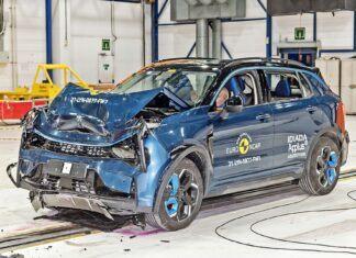 Euro NCAP rozbiło kolejne auta. Wyniki testów zderzeniowych