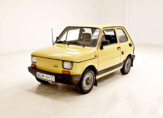 Polski Fiat 126p do kupienia w USA! Ile kosztuje?