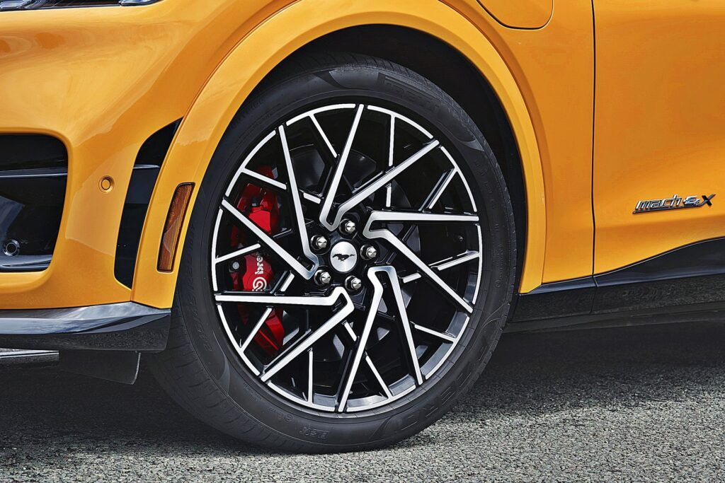 Ford Mustang Mach-E GT - koła