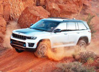Nowy Jeep Grand Cherokee – oficjalne zdjęcia i informacje