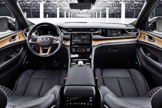 Jeep Grand Cherokee (2022)