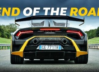 Lamborghini Huracan STO – test 640-konnego superauta