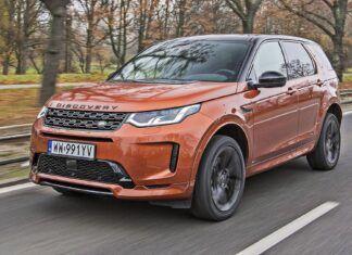 Land Rover Discovery Sport (2021). Opis wersji i cennik