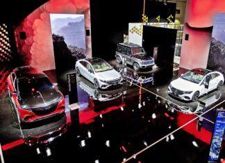 4 elektryzujące nowości od Mercedesa, w tym elektryczna Gelenda