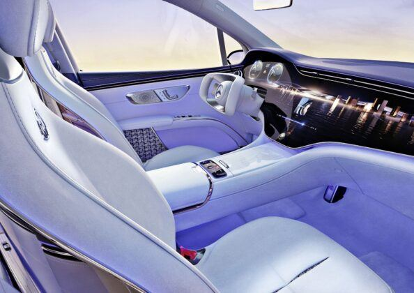 Mercedes-Maybach EQS