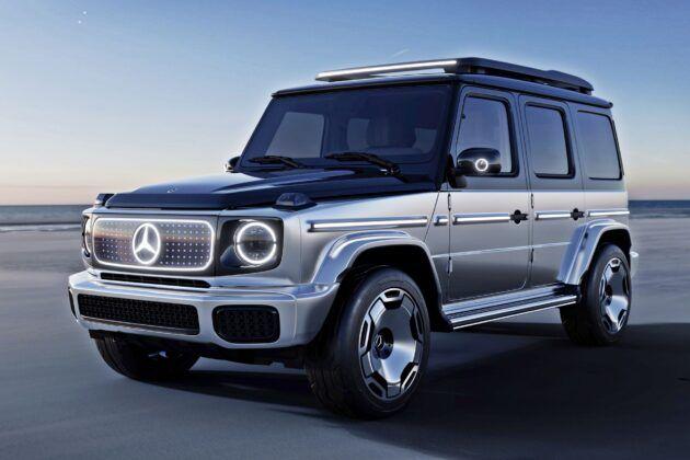 Mercedes EQG