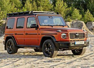 Mercedes klasy G Professional – czym się wyróżnia?
