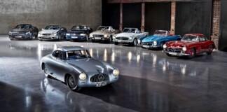 Mercedes SL - generacje