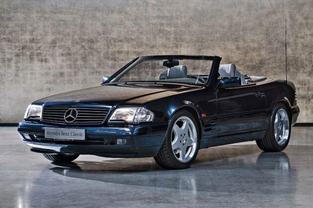 """Mercedes SL 500 """"SL Edition"""" (R129)"""