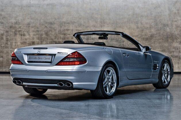 Mercedes SL 500 (R230)
