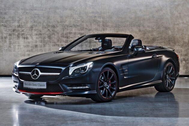 "Mercedes SL 500 ""Mille Miglia 417"" (R231)"