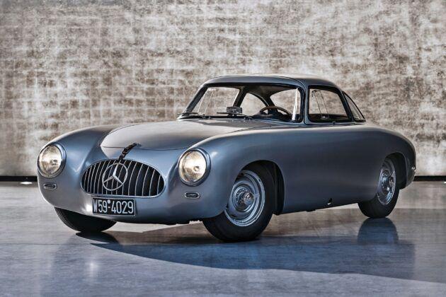 Mercedes 300 SL (W194)