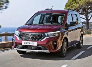 Nowy Nissan Townstar – oficjalne zdjęcia i informacje