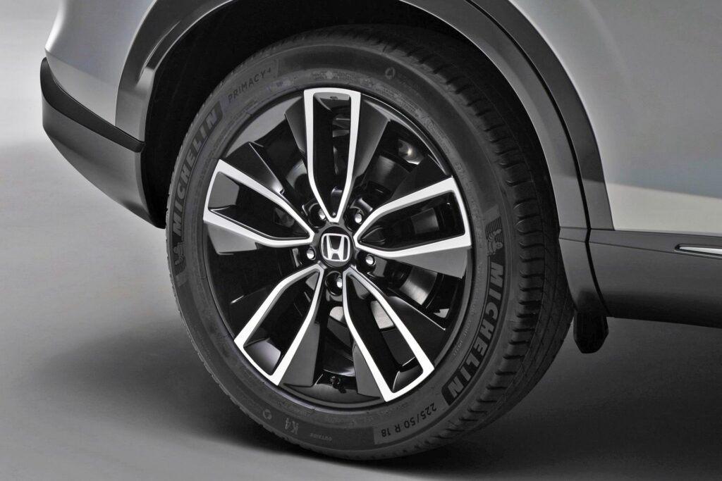 Honda HR-V - koło