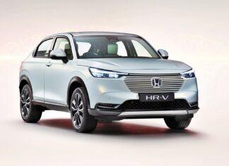 Honda HR-V (2021). Opis wersji i cennik