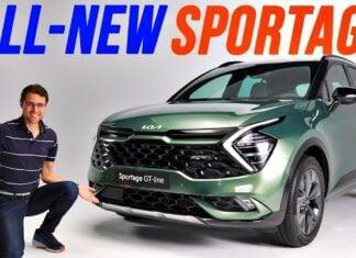 Nowa Kia Sportage z bliska – pierwsze wrażenia