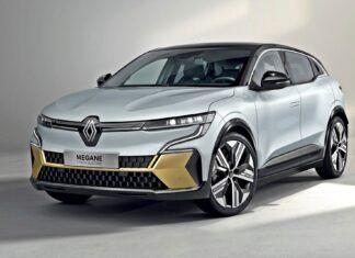 Nowe Renault Megane E-Tech – oficjalne zdjęcia i informacje