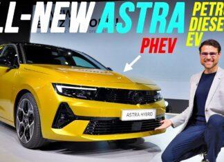 Nowy Opel Astra z bliska – pierwsze wrażenia