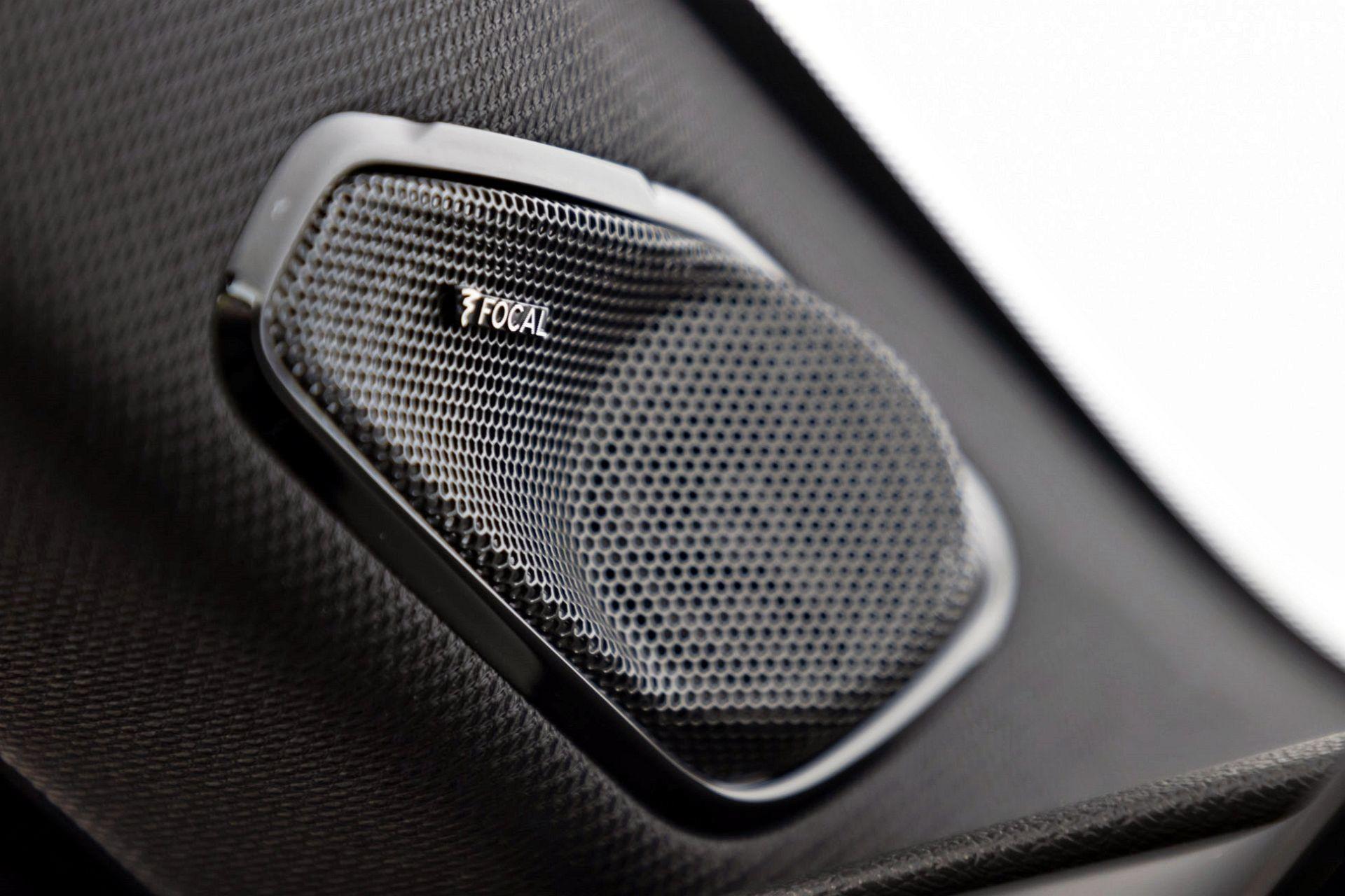 Peugeot 308 - audio