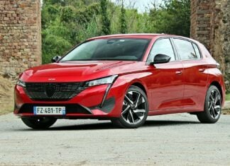 Peugeot 308 (2022) – TEST