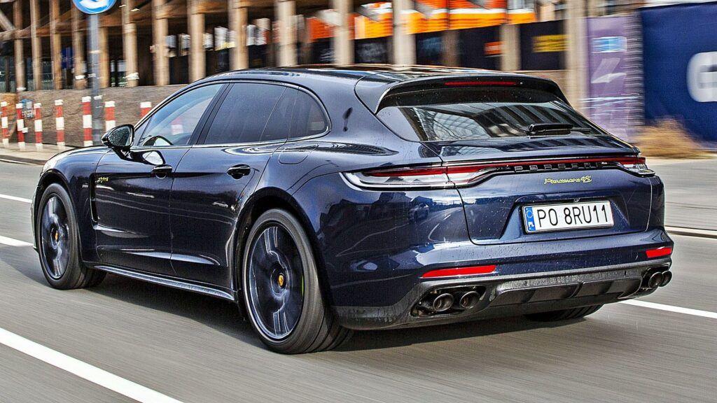 Porsche Panamera Sport Turismo - tył