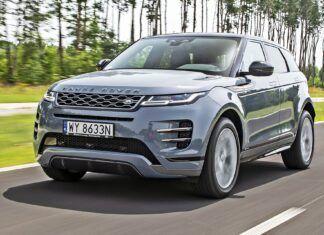 Range Rover Evoque (2021). Opis wersji i cennik