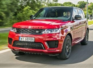 Range Rover Sport (2021). Opis wersji i cennik