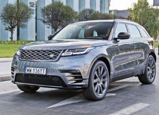 Range Rover Velar (2021). Opis wersji i cennik
