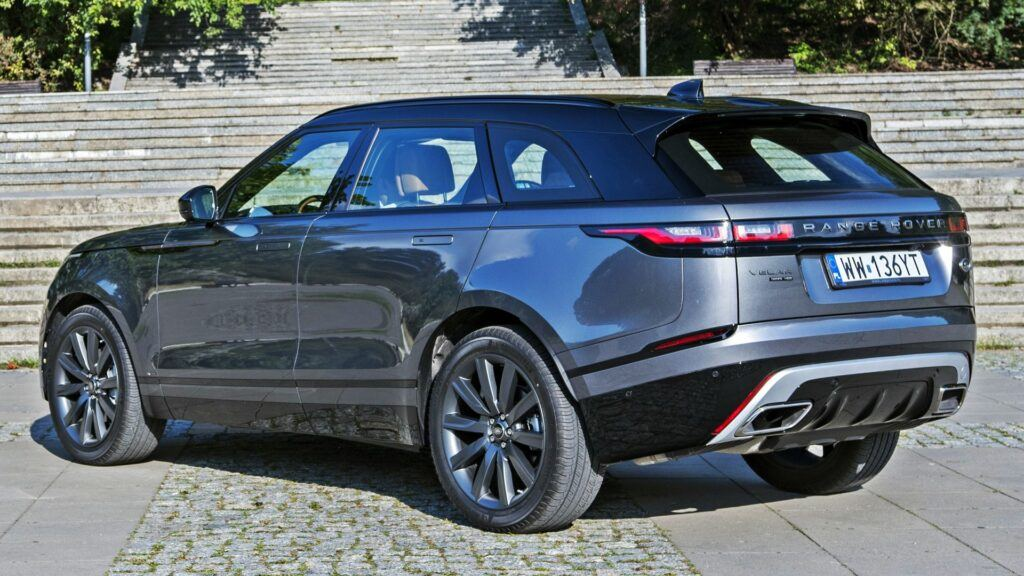 Range Rover Velar - tył