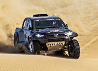 Toyota GR DKR Hilux T1+ – gotowa na podbój Dakaru