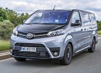 Toyota ProAce Verso (2021). Opis wersji i cennik