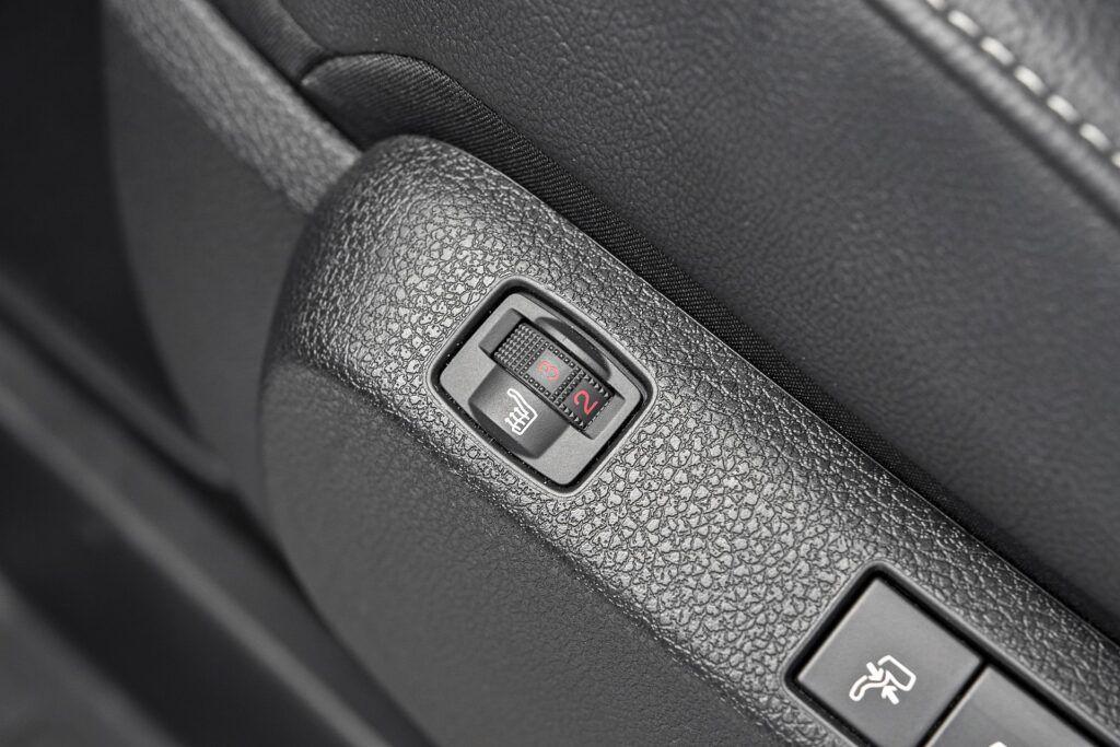 Toyota ProAce Verso - podgrzewane fotele