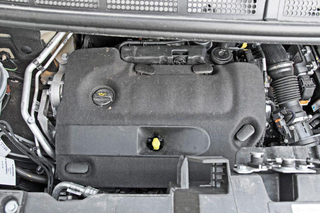 Toyota ProAce Verso - silnik