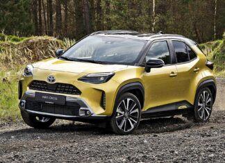 Toyota Yaris Cross to prawdziwy przebój. Ile aut już sprzedano?