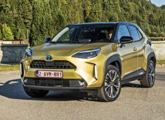 Toyota Yaris Cross – miejski crossover z bliska