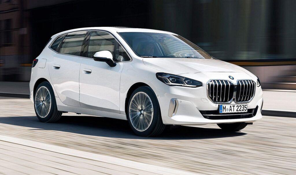 BMW serii 2 Active Tourer 2022 03