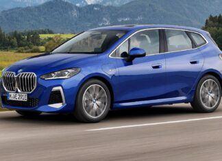 Nowe BMW serii 2 Active Tourer (2022) - oficjalne zdjęcia i informacje