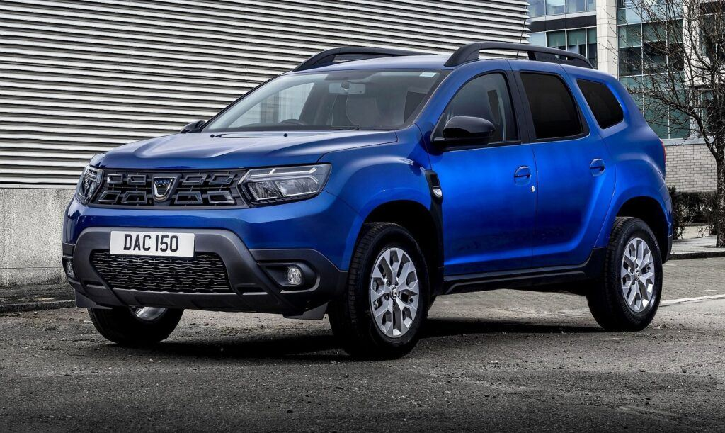 Dacia Duster Commercial 01