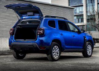 Oto dostawcza Dacia Duster Commercial. Czy trafi do Polski?