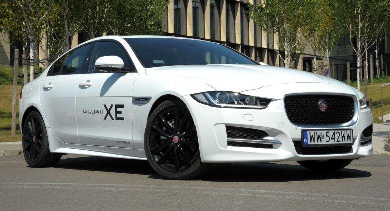 JAGUAR XE I 25t R-Sport 2.0T 240KM 8AT RWD WW542WW 07-2015
