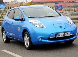 Używany Nissan Leaf I (ZE0; 2010-2017) - opinie, dane techniczne, typowe usterki
