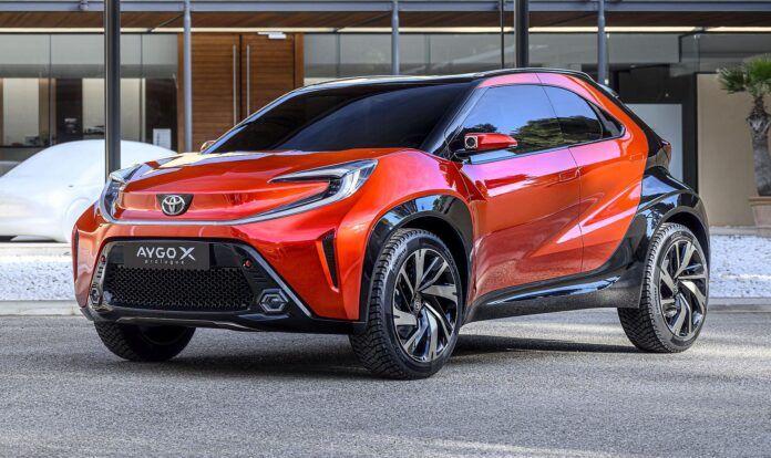 Toyota Aygo X 2022 01