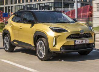 Toyota Yaris Cross będzie nowym bestsellerem? Padł kolejny rekord