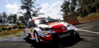 WRC10 Toyota