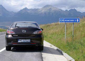 W Tatry tylko samochodem elektrycznym? Jest plan strefy bezemisyjnej w górach