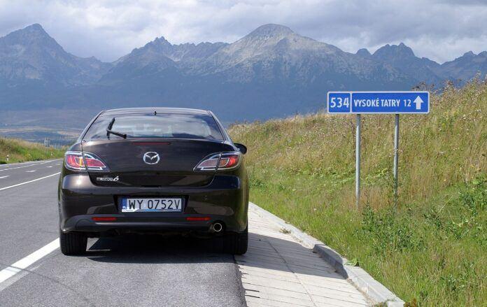 Zakaz wjazdu aut spalinowych w Tatry